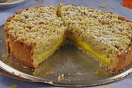 Streuselkuchen mit Pudding 26