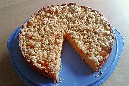 Streuselkuchen mit Pudding 38