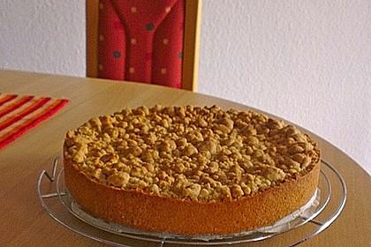 Streuselkuchen mit Pudding 32