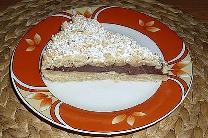 Streuselkuchen mit Pudding 22