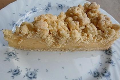 Streuselkuchen mit Pudding 19