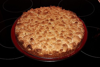 Streuselkuchen mit Pudding 53