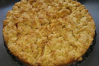 Streuselkuchen mit Pudding 52