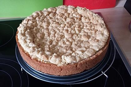 Streuselkuchen mit Pudding 37