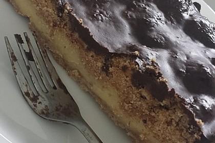 Streuselkuchen mit Pudding 49