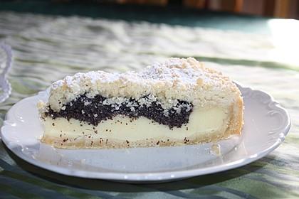 Streuselkuchen mit Pudding 5