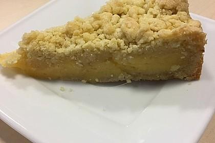 Streuselkuchen mit Pudding 30