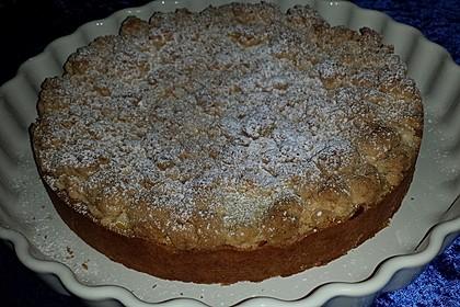 Streuselkuchen mit Pudding 44