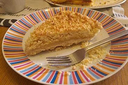 Streuselkuchen mit Pudding 40