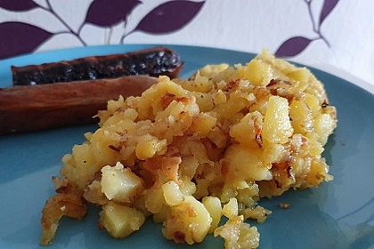Pražen krompir (Bild)