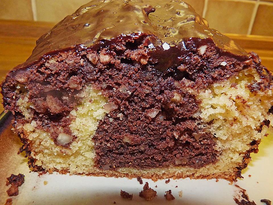 Kerniger Schwarz Weiss Kuchen Von Stift1 Chefkoch De