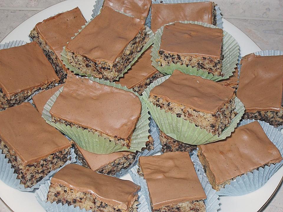 Odinettes Schoko Nuss Kuchen Von Odinette Chefkoch