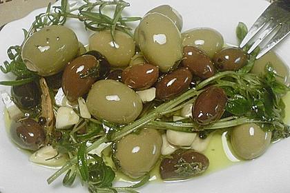 """Eingelegte Oliven """"provenzalische Art"""" 1"""