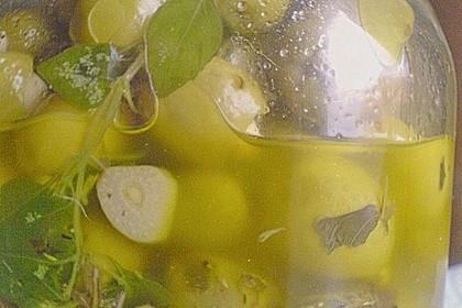 """Eingelegte Oliven """"provenzalische Art"""" 6"""