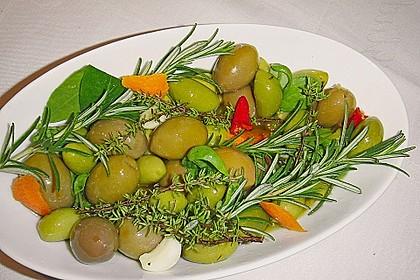"""Eingelegte Oliven """"provenzalische Art"""" 3"""