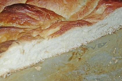 Hefezopf mit Dulce de Leche 2