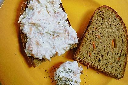 Joghurt - Lachs - Aufstrich