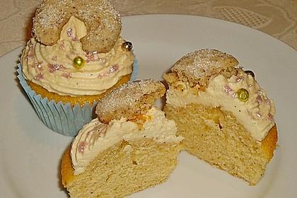 Vanillekipferl - Cupcakes 8