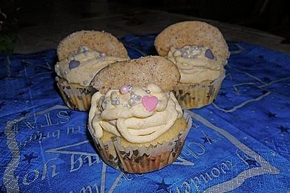 Vanillekipferl - Cupcakes 7