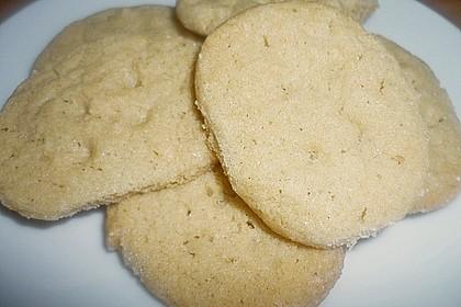 Saftige Erdnussbutter - Cookies 41