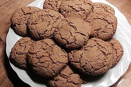 Saftige Erdnussbutter - Cookies 38