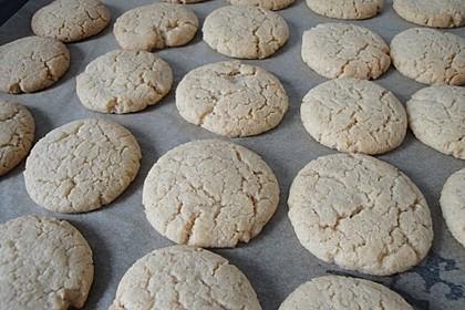 Saftige Erdnussbutter - Cookies 35