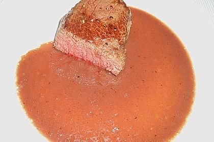Rindersteaks - sanft garen mit Niedrigtemperatur 52