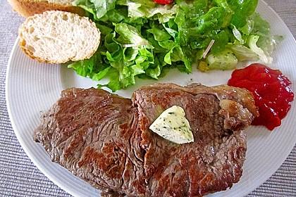 Rindersteaks - sanft garen mit Niedrigtemperatur 17