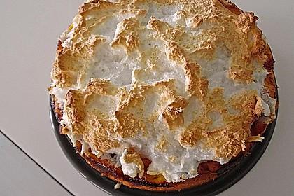 Altmühltaler Rhabarberkuchen mit Erdbeeren und Baiserhaube 11