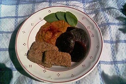 Tofu mit Gomasio-Dinkel Kruste 2