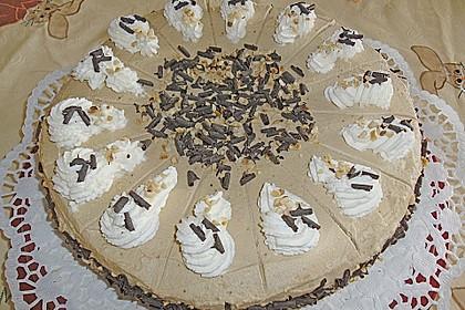 Cappuccino-Nuss Torte 2