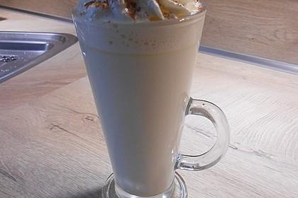 Heiße weiße Schokolade 2