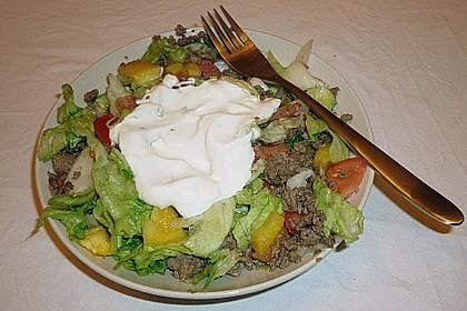 Salat mit Geschmack