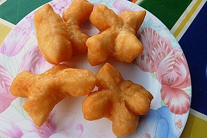 Pa Thong Go - thailändische Donuts