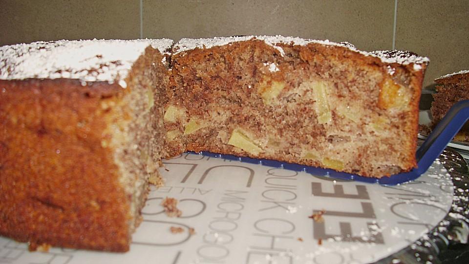 Apfel Nuss Kuchen Von Denni Blue Chefkoch De