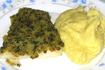 Fisch mit Bordelaise (Bild)
