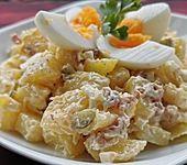 Deftiger Kartoffelsalat (Bild)