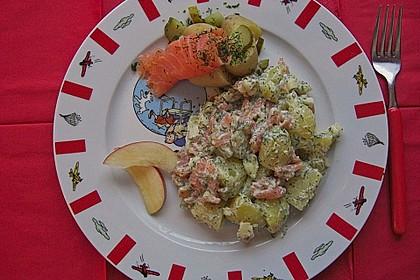 Schwedischer Kartoffelsalat 1