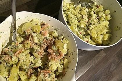 Schwedischer Kartoffelsalat 2