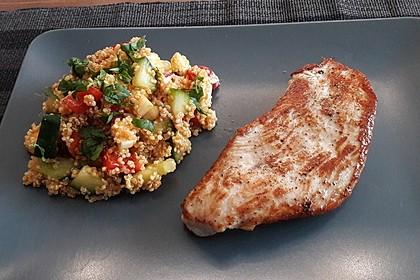 Bunter Limetten - Quinoa Salat 1