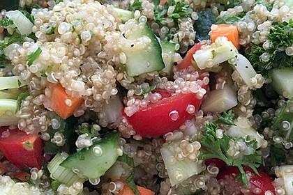Bunter Limetten - Quinoa Salat 6