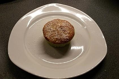 Süße Apfel - Zimt Muffins 1