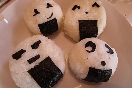 Onigiri mit Thunfisch - Mayonnaise - Füllung 2