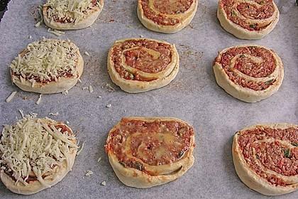 Pizza-Schnecken 20