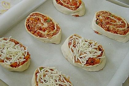 Pizza-Schnecken 9