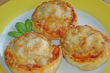 Pizza-Schnecken 3