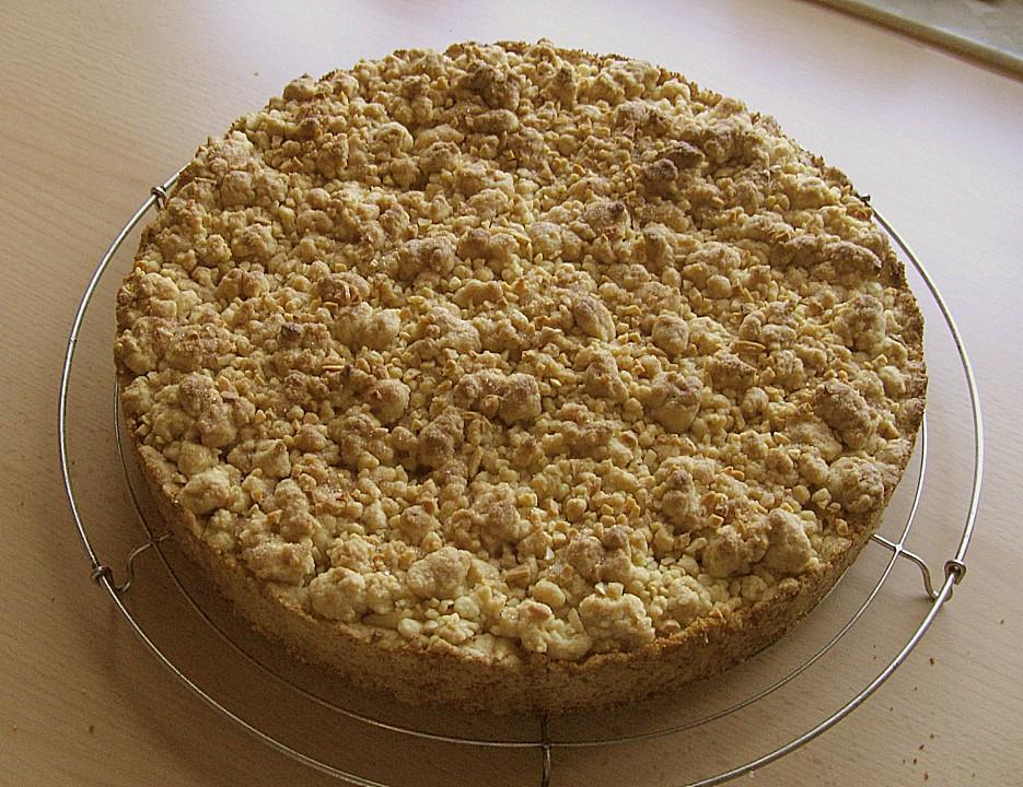 Apfelkuchen Mit Schmand Und Streuseln Von Cat94 Chefkoch De