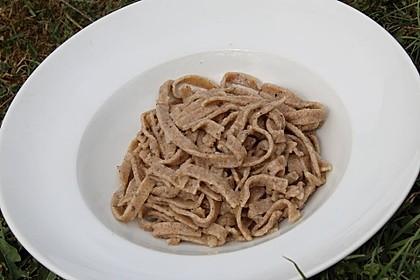 Nudelteig bzw. Pastateig ohne Ei 11