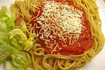 Tomatensoße 5