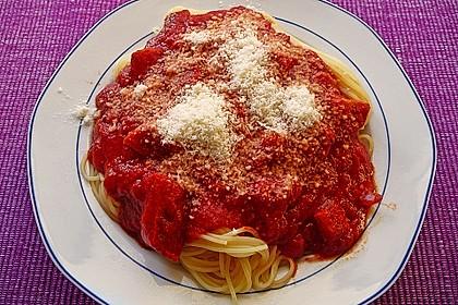 Tomatensoße 4